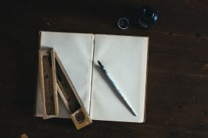 Writing Tools by Kira auf der Heide from unsplash